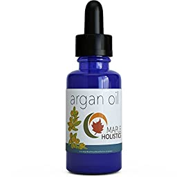 100% Pure Argan Oil for Hair, Face, Body & Nails - Premium Natural Skin Moisturizer and Care for Men and Women - Premium Moroccan Quality - 100% Satisfaction Guaranteed