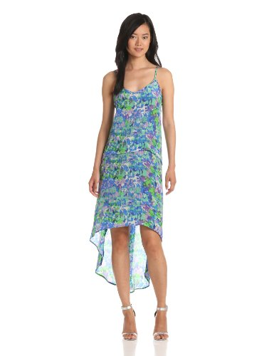 Tolani Women's Bonnie Maxi Dress, Watercolor, Small