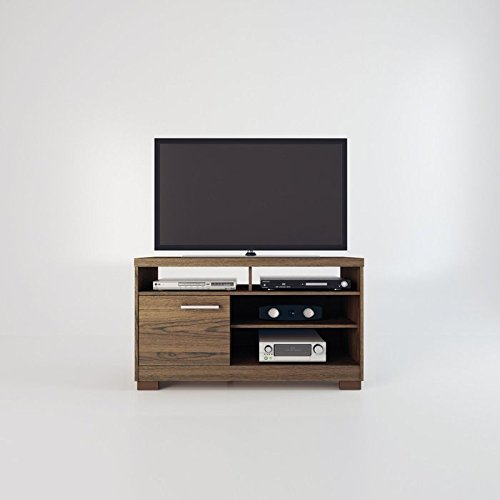 Manhattan Comfort Herald Square TV Stand, Avalon Gloss