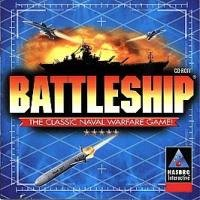 Battleship The Classic Naval Warfare Game Computer Cd Rom - 1