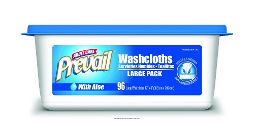 Prevail Disposable Washcloths [Prevail Washcloth Jumbo Pk Disposable]