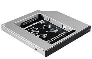 Akasa AK-OA2SDE-BK Noir