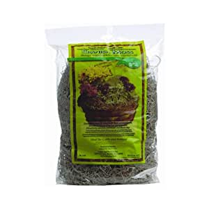Luster Leaf Long Fiber Sphagnum Moss - 432 Cubic Inches 1420 (Discontinued by Manufacturer)