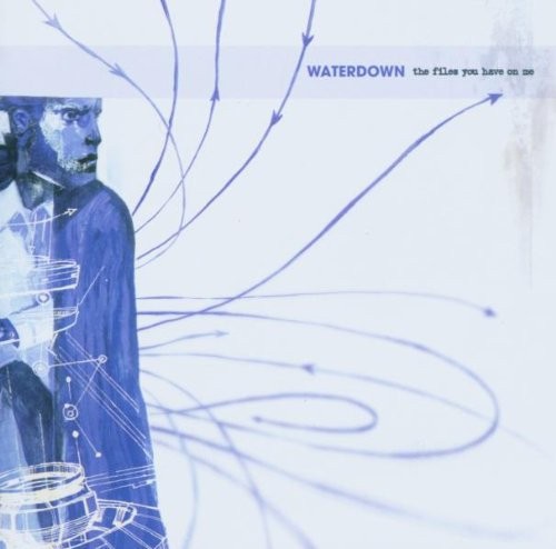 CD : Waterdown - The Files You Have On Me (CD)