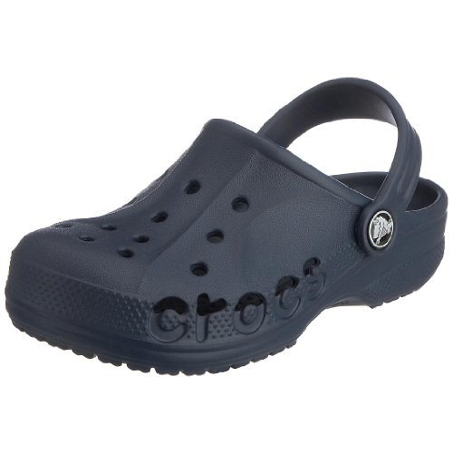 Crocs Junior Kids Baya Clog Navy 10190-410-140 2 UK
