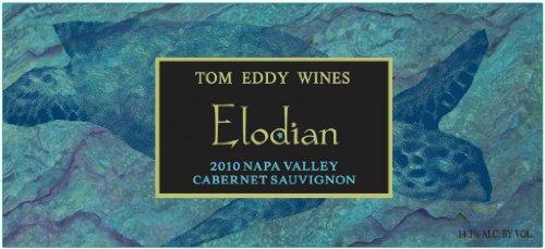 2010 Tom Eddy Elodian Napa Valley Cabernet Sauvignon 750 Ml