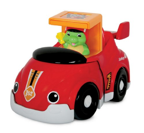 Safety First Cubikals Wiggler Race Car (Comes with 1 Block) - 1