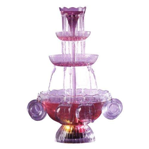 Nostalgia Electrics&#8482 LPF210 Vintage Collection&#8482 Lighted Party Fountain Beverage Set (Nostalgia Electrics LPF-210 Vintage Collection Lighted Party Fountain Beverage Set)