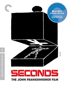 Seconds (Criterion Collection) [Blu-ray]