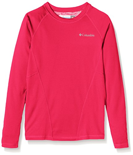 columbia-midweight-crew-strato-base-tops-ragazzi-rosa-punch-pink-l