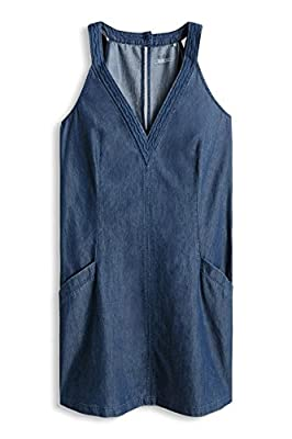 edc by Esprit Women's 056cc1e030-Jeanskleid Dress