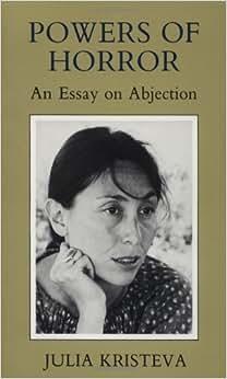 essay on abjection kristeva