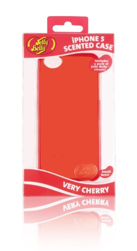 Great Sale Jelly Belly Scented Smartphone Case for iPhone 5 - Very Cherry