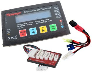 Tenergy Vantage B6s Plus Advanced Balancing Charger