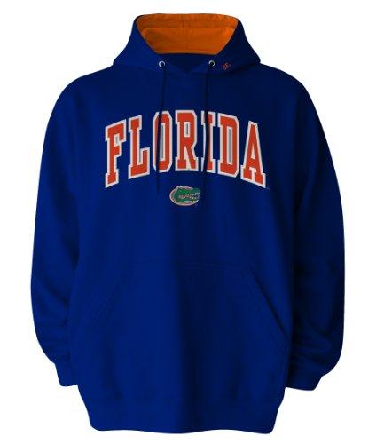 NCAA Florida Gators Hooded Sweatshirt, Royal, Medium