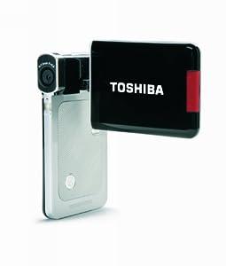 Toshiba Camileo S20 Basic Full-HD Camcorder (Silver/Black)