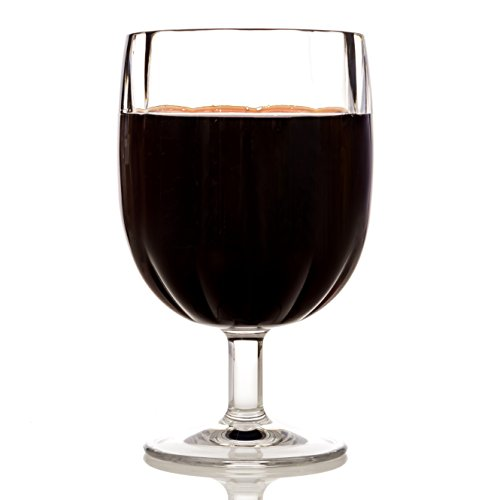 Stackable Shatterproof Wine Glasses From Savorware