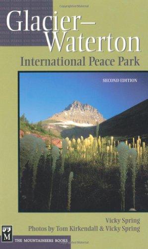 Glacier-Waterton International Peace Park089886819X : image