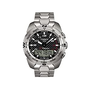 Tissot Gents Watch T-Touch Expert T0134204420200