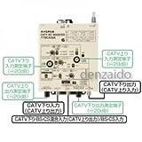 マスプロ CATV・BS・CSブースター 30dB型 77BCA30A