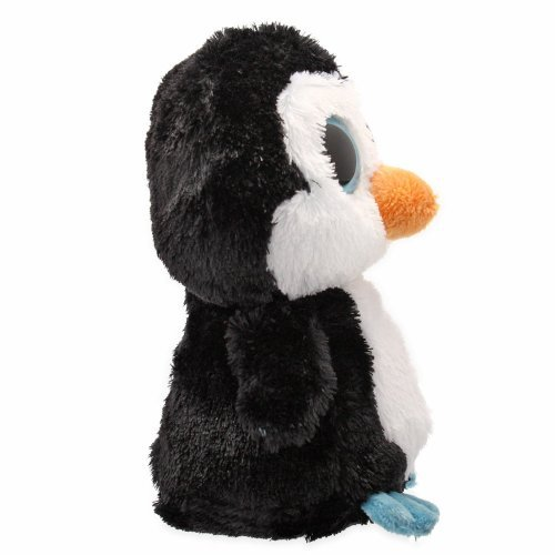 Game/Play TY Beanie Boos - Waddles - Penguin Kid/Child - 1