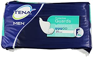 TENA Serenity for Men, Discreet Bladder Protection, 20 Count (Pack of 3) from TENA