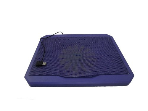 Sanoxy nou USB Laptop Notebook răcire Pad 1 Mare Fan Apple MacBook Pro, Laptopuri, Laptop-uri, 1 Fan violet (SANOXY-LT-COL6)