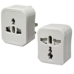 All-in-One UK / US / AU / EU Plug Universal Travel Adapter 250V 2200W 10A Max 03