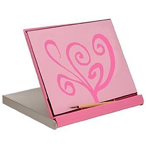 Pink Laptop Buddha Board