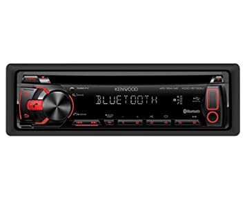 Autoradio Bluetooth/ USB/ iPhone/iPod Kenwood KDC-BT33U