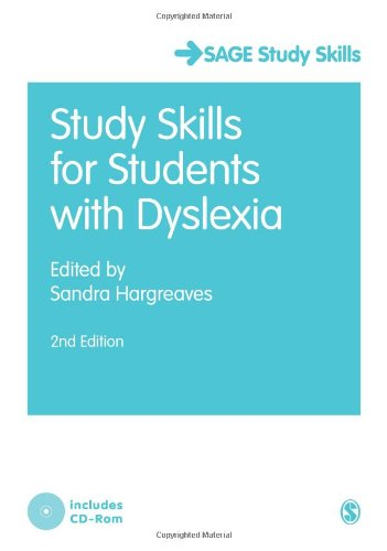 Study Skills for Students with Dyslexia (SAGE Study Skills Series)