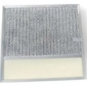 Whirlpool Range Hood Microwave Oven Hood Vent Grease Filter with Lens Replaces 883149 (4 Filters) by All-Filters, Inc (All Filters Inc compare prices)