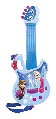 LA REINE DES NEIGES Guitare Enfant