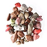 Chocolate River Rocks (1lb Bag; Rock Style, Packaging, and Supplier Vary)