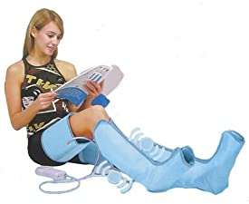 Deluxe Air-O-Sage Boots Leg Massager