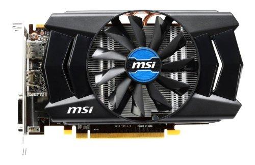 MSI Radeon R7 260X 2 GB Video Card (R7 260X 2GD5 OC