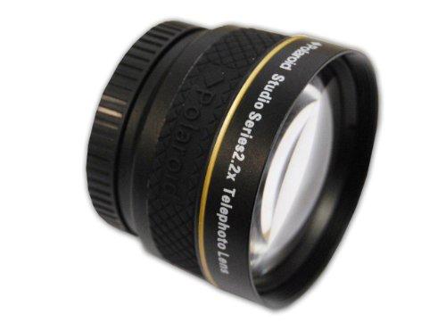 Polaroid Studio Series 2.2X Hd Telephoto Lens 37Mm