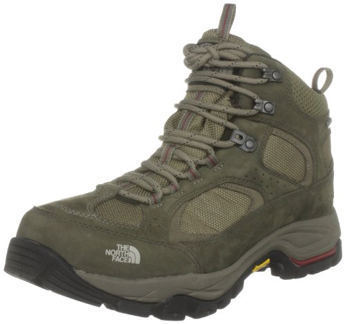 The North Face Women's Syncline Gtx Classic Khaki/Indian Clay Red Hiking Boot T0Alrbbp8 8 UK