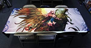 Magic the gathering 2014 8ft table mat angel toys games - Magic the gathering game table ...