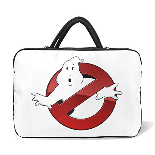 [Ablink Halloween Ghost Clip Art Related Laptop Sleeve 11.6-14inch Notebook Computer Briefcase Carrying Case Cover Bag for iPhone] (Cute Halloween Ghosts Clipart)