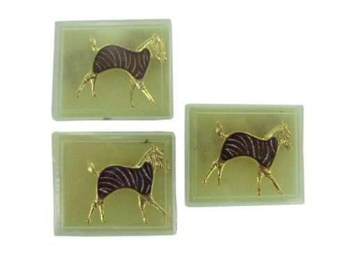 zebra fashion pin - Pack of 96