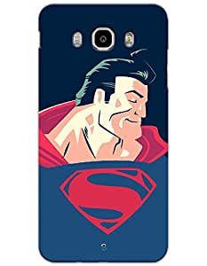 Superman Smilling case for Samsung Galaxy J7 (2016)