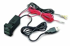 槌屋ヤック オーディオパーツ トヨタ車系用 USBポート1 VP-106