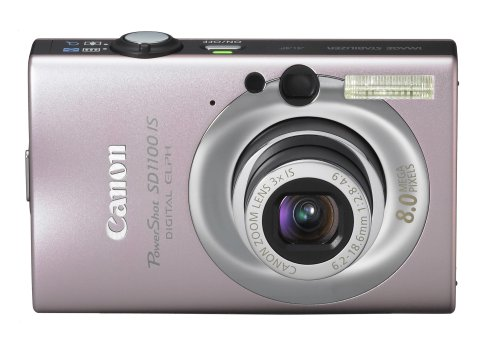 41TfRp8SOrL Canon Powershot SD20 5MP Ultra Compact Digital Camera (Garnet)