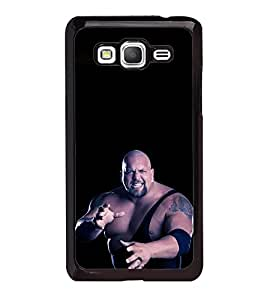 printtech WWE Big Show Back Case Cover for Samsung Galaxy Grand Prime G530h