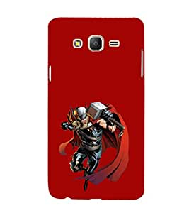 EPICCASE Thor the Asguardian Mobile Back Case Cover For Samsung Galaxy On5 (Designer Case)