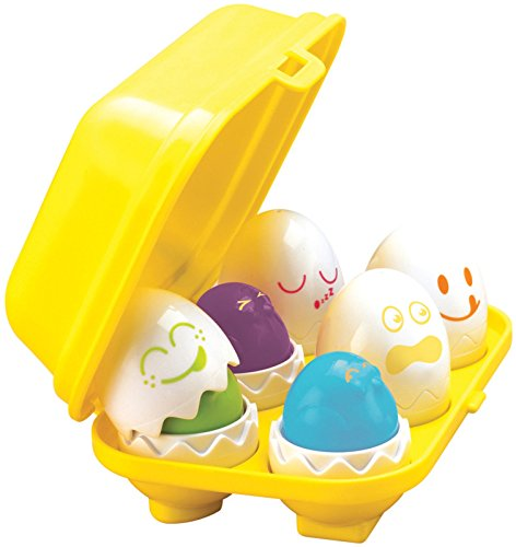 TOMY Little Chirpers Sorting Eggs Learning Toy - 1
