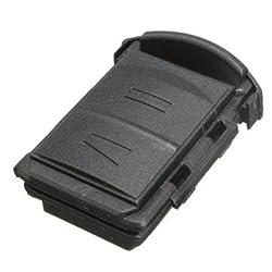2 Buttons 433Mhz Remote Key Fob for Vauxhall Corsa C Meriva Tigra Combo Van