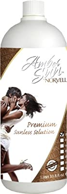 Norvell Amber Sun Original Sunless Spray Solution - 34 Oz from Norvell