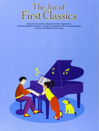 The joy of first classics Book